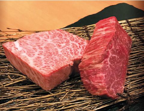 おいしいカルビ肉